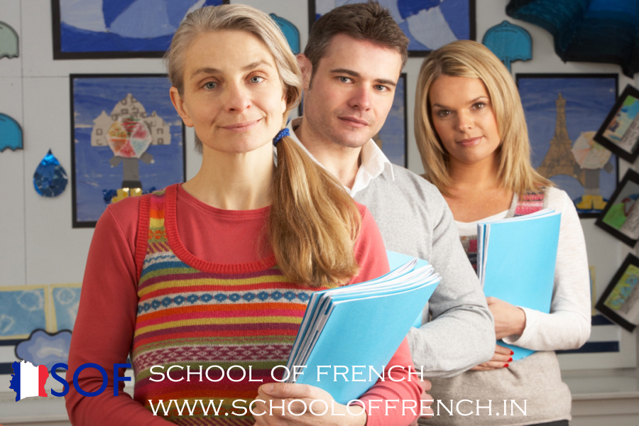 Step-By-Step French Learning Process