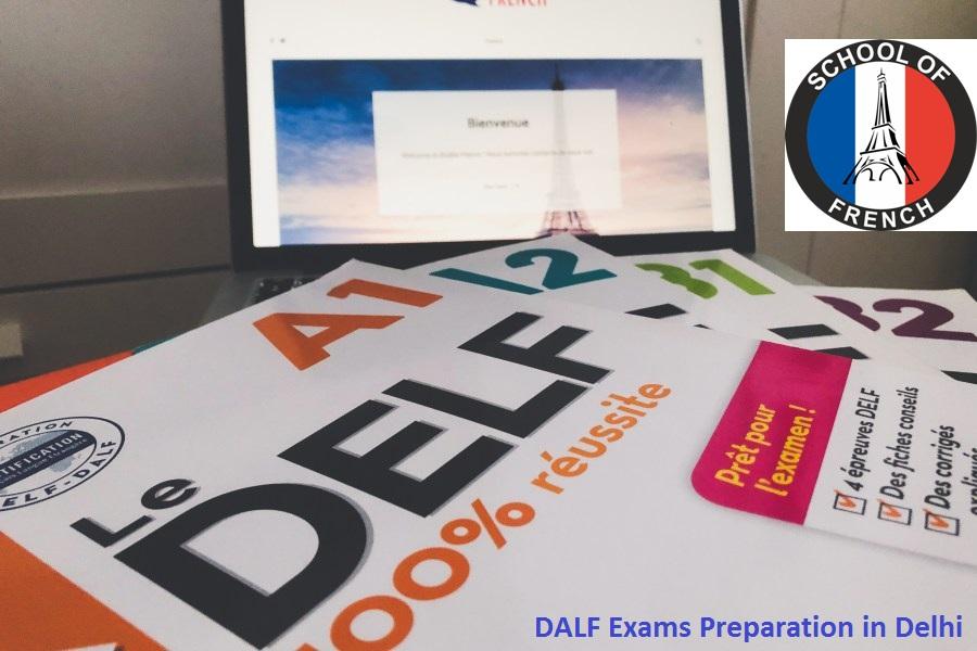DALF exams